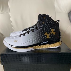 "Under Armour Curry 1 - ""MVP"" - Size 14"